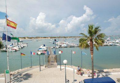 Webcam Puerto de Sancti Petri
