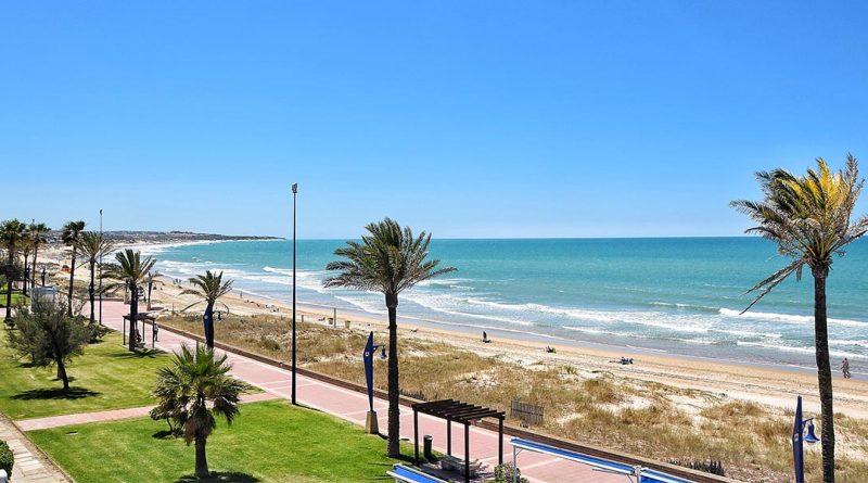 Chiclana, el mejor de los destinos familiares de la costa española