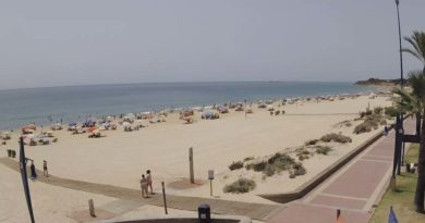 Webcam La Barrosa Zurga
