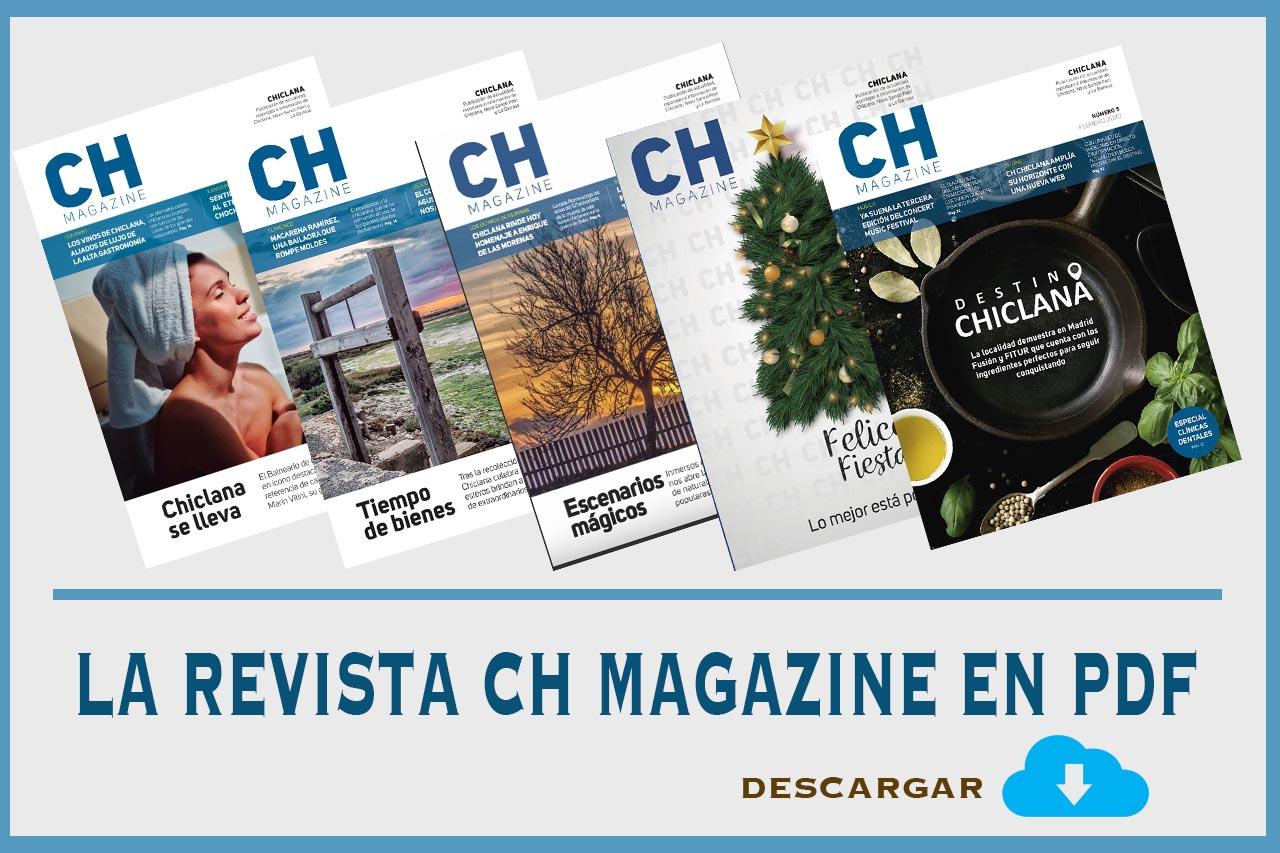 Descargar CH Magazine PDF
