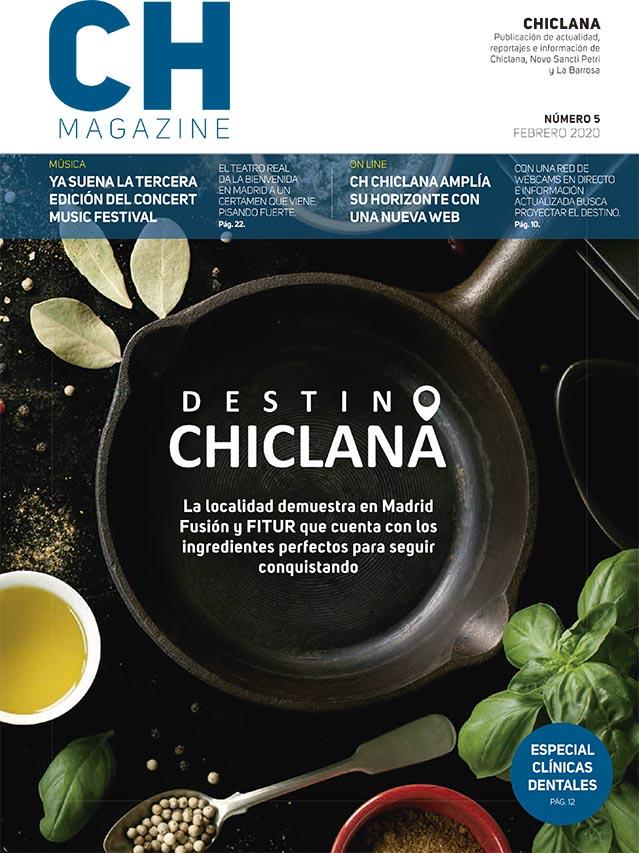 Revista CH Magazine 05