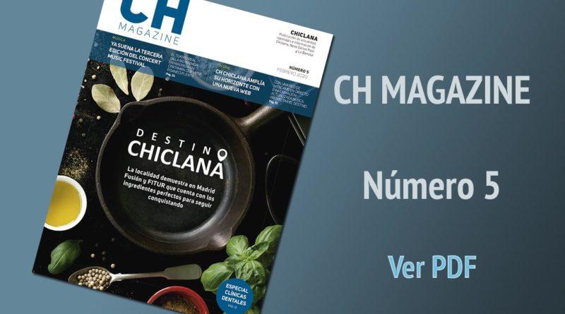 CH Magzine Número 5