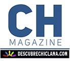 Logo Descubre Chiclana - CH Magazine 120