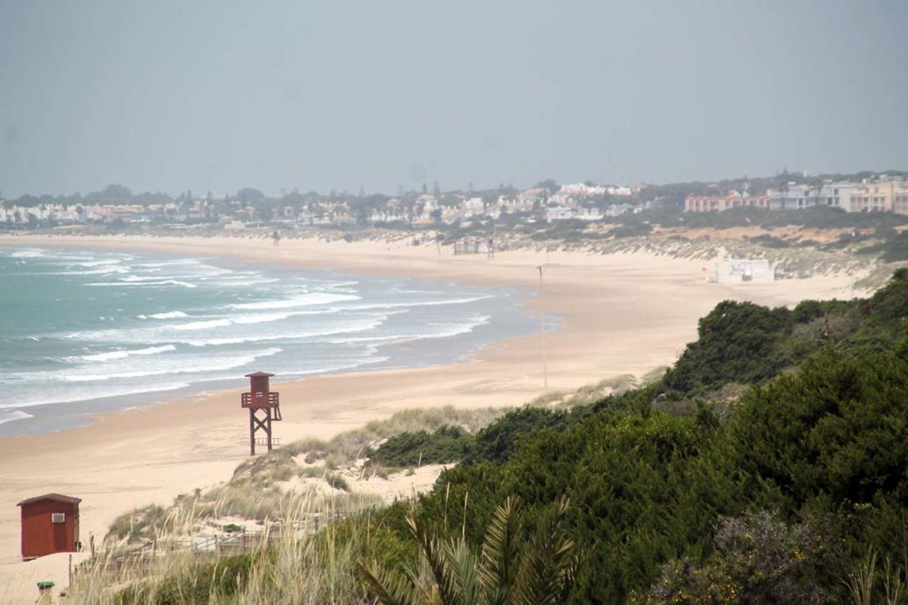 Playa de La Barrosa de Chiclana