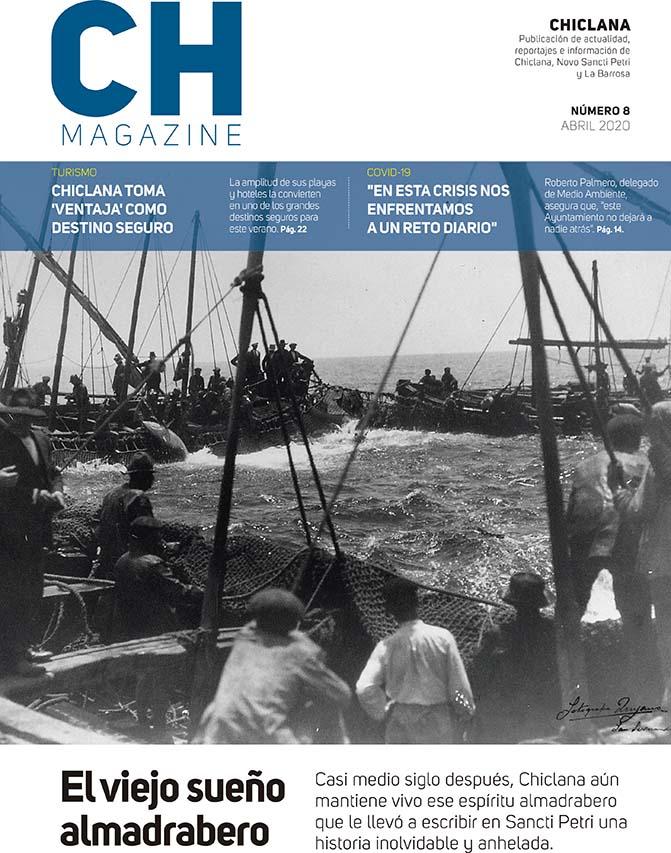 RevistaCH Magazine 08