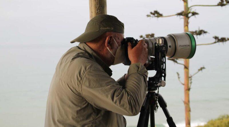 El fotógrafo que susurraba a las espátulas